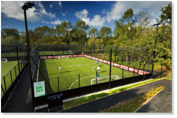 Rogers Pro Sport 3G pitch